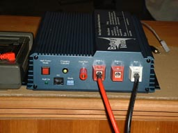 12V 25A precision charger, click for larger image