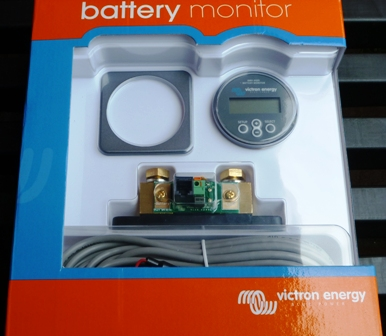 Battery Value Victron BMV602S