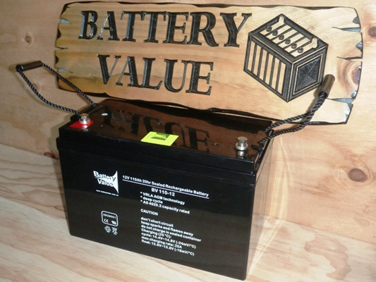 Battery Value 110Ah AGM