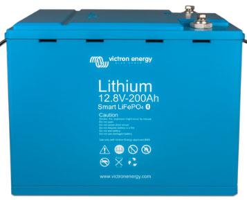 Victron 12V 200Ah LFP LiFePO4 lithium battery