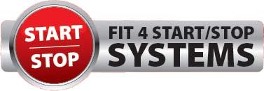 Banner Start Stop logo
